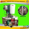 Strumentazione automatica del cucitore della latta di alluminio
