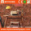 Papier peint de brique de la conception 3D de l'Italie avec la conception écumante