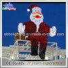 Свет рождества Comemrical 3D СИД Santa Claus