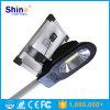 アフリカの安い太陽電池パネル6V 5W LEDの通りの太陽庭ライト