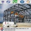 Construction de bâti en acier lourde pour Worshop avec la grue de 20 tonnes