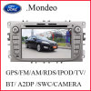 焦点Mendeoのための車DVD