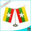 22 * 14cm Bandeira de impressão digital de impressão, bandeira de exibição, Banner de mesa