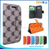 New Products Wallet Flip Leather Case for Zte Axon Lux A2015