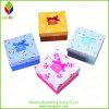 Caja de papel de regalo de color para la joyería