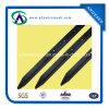 Factory Direct Bitum noir ou galvanisé enduit 6' Star piquet de grève y piquet de clôture