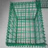 Maglia di Gabion del sacco galvanizzata PVC