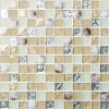 Mosaic Tile (BR23H2)를 위한 혼합 Color Ceramic Crystal Glass