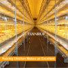 Grill die van het Staal van de hete ONDERDOMPELING de Gegalvaniseerde Materiële Automatische Kooi opheffen