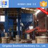 Linha da regeneração da areia do furano e da resina da fundição e máquina de molde