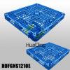 1250*1100 de milieuvriendelijke Dubbele Plastic Pallet van het Gezicht van China