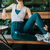 Corrida de alto desempenho de moda Fitness roupas de ginástica grossista de Lycra Sportswear