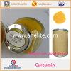 Curcumine de la poudre 95% d'extrait de fond de safran des indes 10 20 kilogrammes