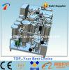 Sistema de reciclaje negro del petróleo de motor de la fabricación (EOS-30)