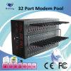 32 Modem gauche Pool pour SMS MMS SMS Machine