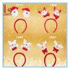 Agrafe promotionnelle de cheveu de Noël de cadeau de bandeau du père noël de décoration de Noël