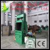 Máquina de embalaje de compresión vendedora caliente del plástico del papel usado