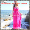 2016人の夏の高品質の女性のスラッシュの首のサスペンダー細い固体ボヘミアの偶然浜の服(SK1008)
