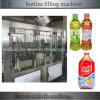 Llenado de botellas automática de la máquina para el té negro
