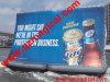 Tabellone per le affissioni gonfiabile della visualizzazione/fare pubblicità al tabellone per le affissioni dell'acqua/tabellone per le affissioni gonfiabile dell'acqua (MIC-410)