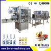 Höhere Geschwindigkeitshrink-Hülsen-Etikettiermaschine für verschiedene Flaschen