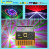 Venta caliente --5000MW luz láser RGB a todo color