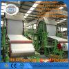 Linea di produzione di carta per la macchina di rivestimento superiore bianca della fodera