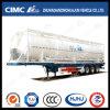 Cimc Huajun 58cbm Powder Tank with Skeleton Trailer