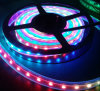 DC5V IP67 Black Board Ws2812b RGB LED Strip Lighting