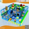 Les enfants à l'intérieur de l'équipement de terrain de jeux doux Hx10201g
