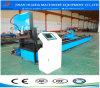 Arbre rotatif CNC Pipelow carrés Coût Machine de découpe plasma CNC