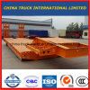 De 60 toneladas de la gota de la cubierta acoplado resistente semi para la venta