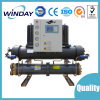 Refrigerador de baixa temperatura de refrigeração do parafuso do projeto água nova