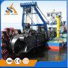 De draagbare die Baggermachine van de Zuiging van de Snijder in China wordt gemaakt
