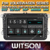 De Vensters van Witson zenden StereoSpeler DVD voor de Nieuwe Versie van de Reeks van Volkswagen via de radio uit
