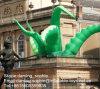 Tentáculo inflável do polvo para a decoração do ar livre