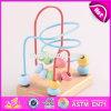 新しいデザイン教育子供の演劇の木のおもちゃのビードの当惑W11b135