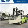 Snsc 4トンの頑丈なブロッククランプディーゼルフォークリフト