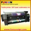 Dx7 Head (2.2mの1440dpi最も安い価格)のデジタルSublimation Fabric Printer