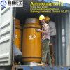 Flüssiges wasserfreies Ammoniak nach Mauritius Mauretanien Tanzania