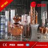 Destilación caliente de la columna de destilación del cobre de la venta, equipo de la destilación del alcohol
