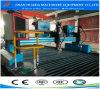 Sehr große Karosserie CNC-Bock-Plasma-Ausschnitt-Maschine, Plasma-Scherblock für Edelstahl