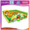 2018 Nieuwe Hete Verkoop Plaground met Huis Van uitstekende kwaliteit van Doll van de Apparatuur van het Vermaak van de Kinderen van de Trampoline het Prachtige Binnen