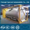 Becken-Behälter 20FT 6500mm Länge ISO-LPG