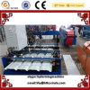 Telha de telhado de encurvamento de aço da cor que faz a máquina