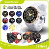 A maioria de relógio esperto popular de 3G WiFi Bluetooth