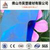 Foshan Cina 10 anni di Grarantee 6mm dello strato solido trasparente del policarbonato di strato impermeabile del PC