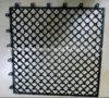 Hot Sale Le dernier tapis en plastique noir sans glissement