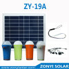 Bewegliche Solar-LED beleuchtet Zy-19A 4 Farben