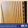 MDF 벽 클래딩 장식적인 널 나무로 되는 청각 위원회